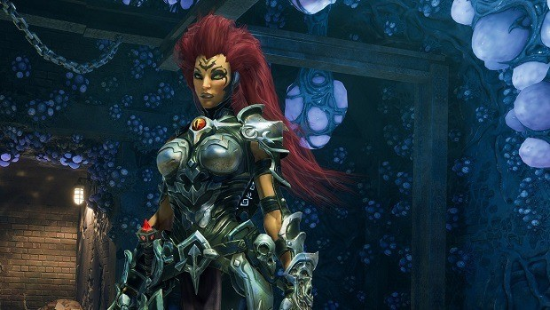 Darksiders 3 Weapons Enhancements Guide
