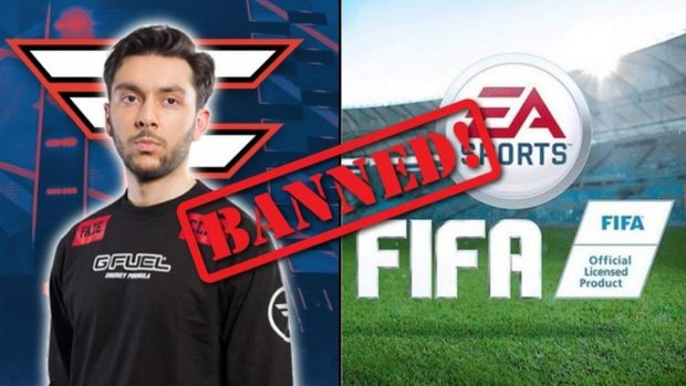 Banned FIFA Pro Blames His Nationality After Using Homophobic Slur