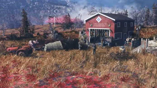 Fallout 76 Camps Guide Best Camping Locations Structures Tips