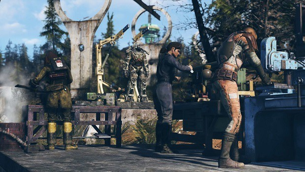 Fallout 76 Crafting Guide Cooking Chems Recipes Stations And