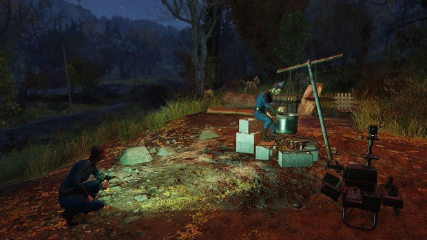 Fallout 76 Vendors Locations Guide