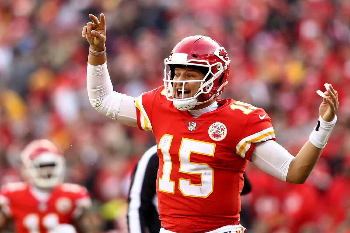 Patrick Mahomes Fortnite