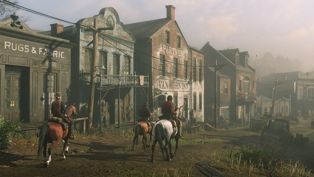 Red Dead Online Camp Upgrades and Customization Guide