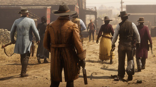 Red Dead Online Feud and Parley Guide