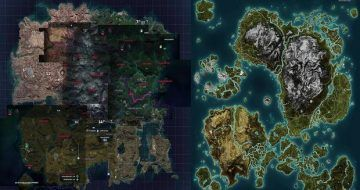 Mapa Just Cause 3.Here S How Just Cause 4 Map Size Compares To Just Cause 3