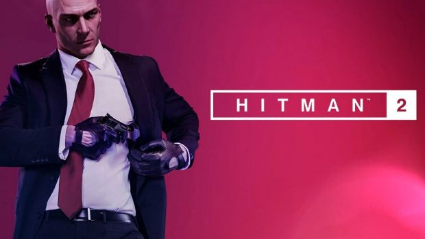 Hitman 2 Crash Fix