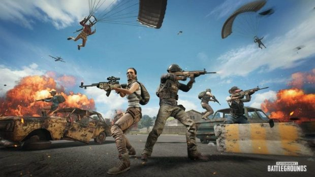 PUBG PS4 All But Confirmed for December Release