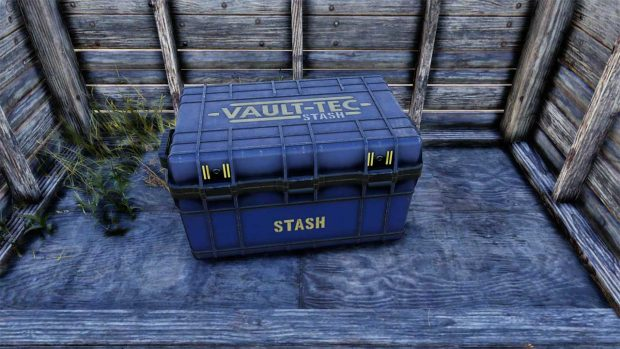 Fallout 76 Stash Box Locations