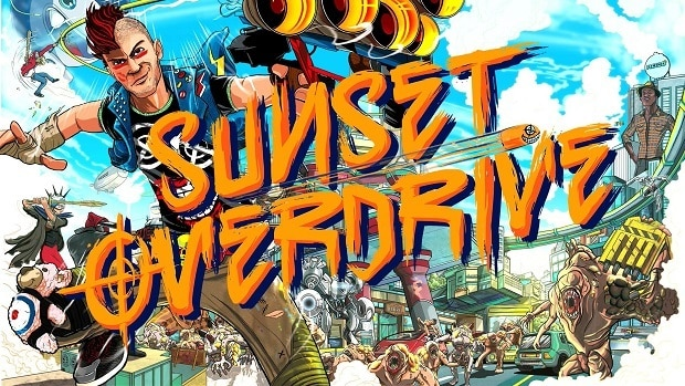 Sunset Overdrive On PS4 Teased by Insomniac Games?