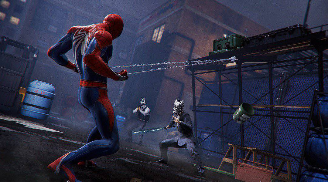 Spider-Man PS4 Unveils The New Turf War DLC Suits For The Next Update