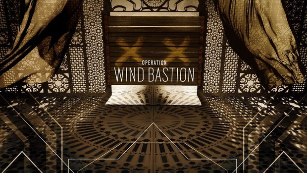 Rainbow Six Siege, Operation Wind Bastion