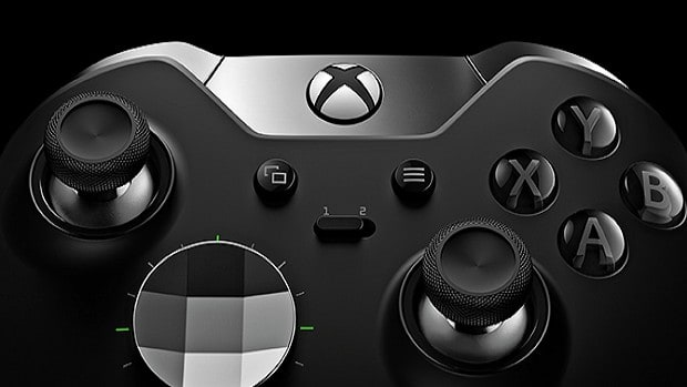 A Customizable Controller Coming for Xbox Scarlett?
