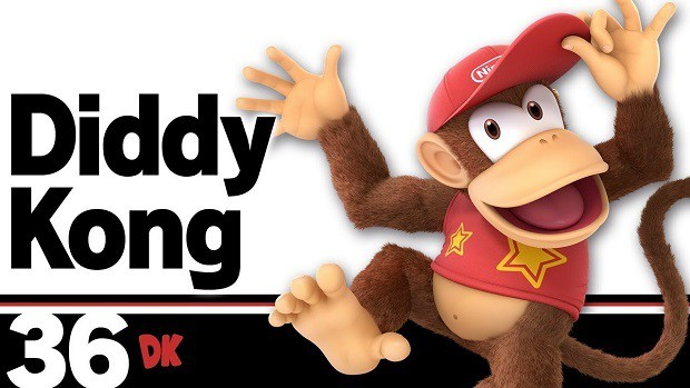 Super Smash Bros Ultimate Diddy Kong Guide