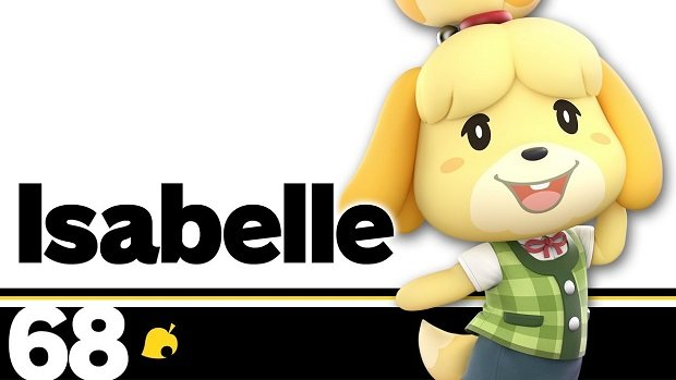 Super Smash Bros Ultimate Isabelle Guide