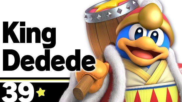 Super Smash Bros Ultimate King Dedede Guide