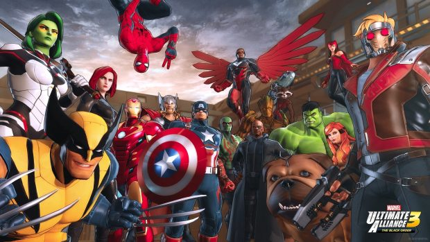 Marvel Ultimate Alliance 3 Release Date Confirmed For Nintendo Switch