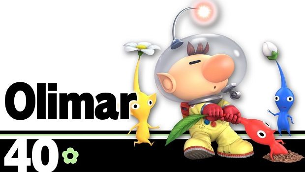 Super Smash Bros Ultimate Olimar Guide