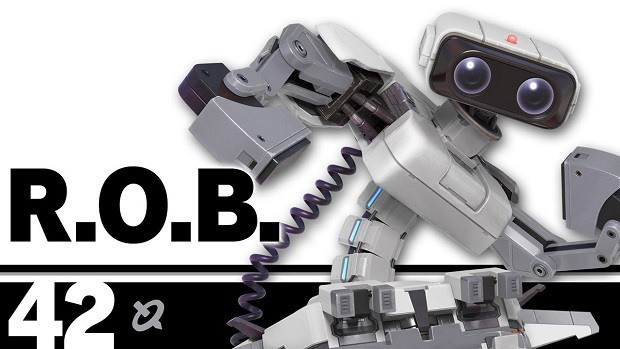 Super Smash Bros Ultimate R.O.B Guide – How to Play, Moves List, Counters