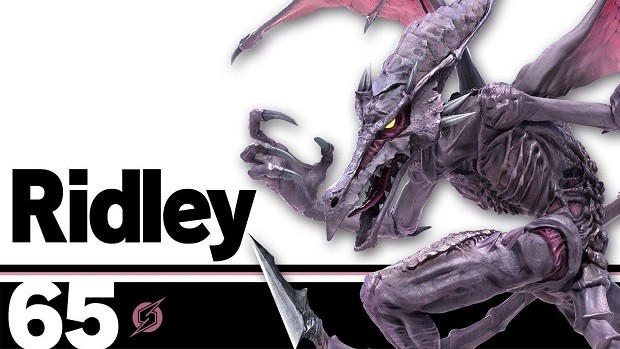 Super Smash Bros Ultimate Ridley Guide