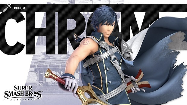 Super Smash Bros Ultimate Chrom Guide