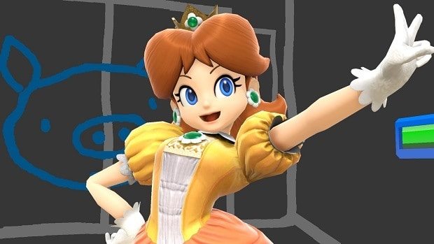 Super Smash Bros Ultimate Daisy Guide