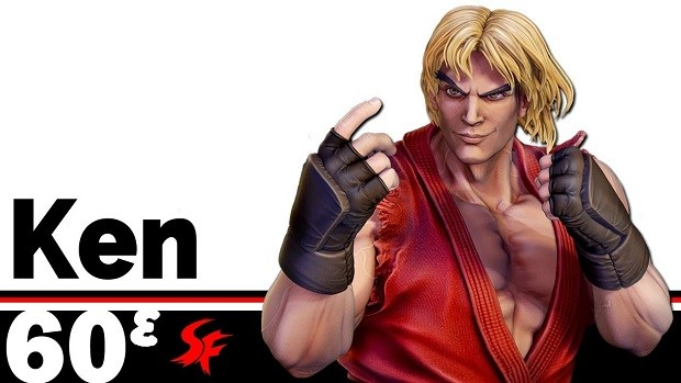 Super Smash Bros Ultimate Ken Guide
