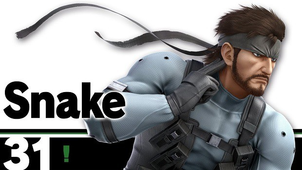 Super Smash Bros Ultimate Snake Guide