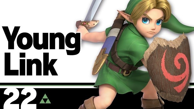 Super Smash Bros Ultimate Young Link Guide