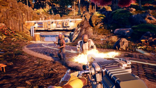 The Outer Worlds microtransactions