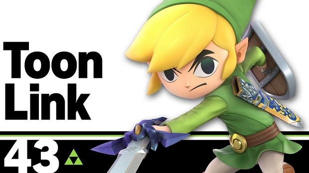 Super Smash Bros Ultimate Toon Link Guide