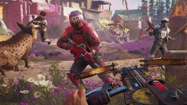 is Far Cry New Dawn a full game