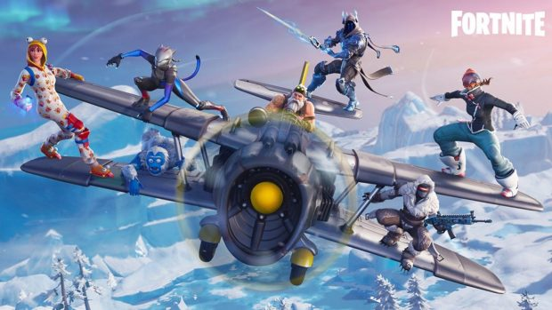 Fortnite Season 7 creative mode