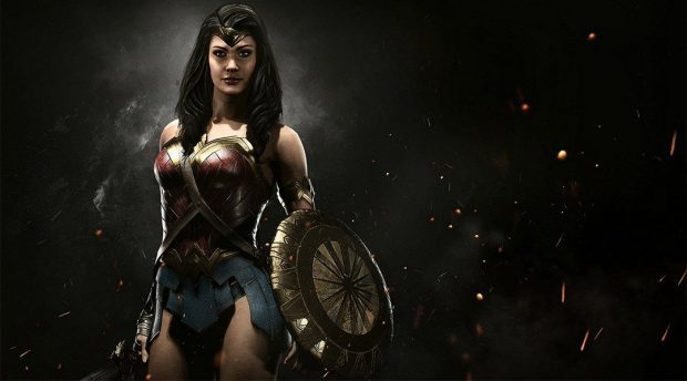 Wonder Woman Game