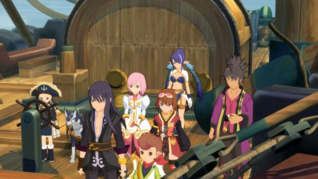 ales of Vesperia: Definitive Edition Crash