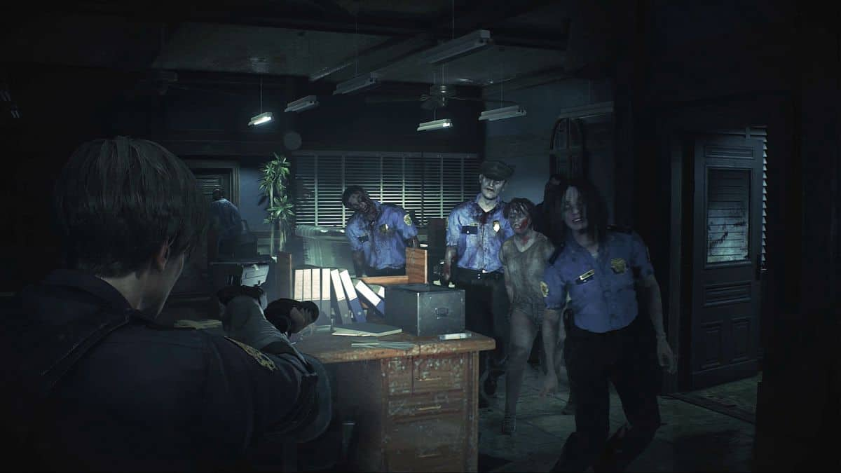 Resident Evil 2 Remake Keys Locations Guide