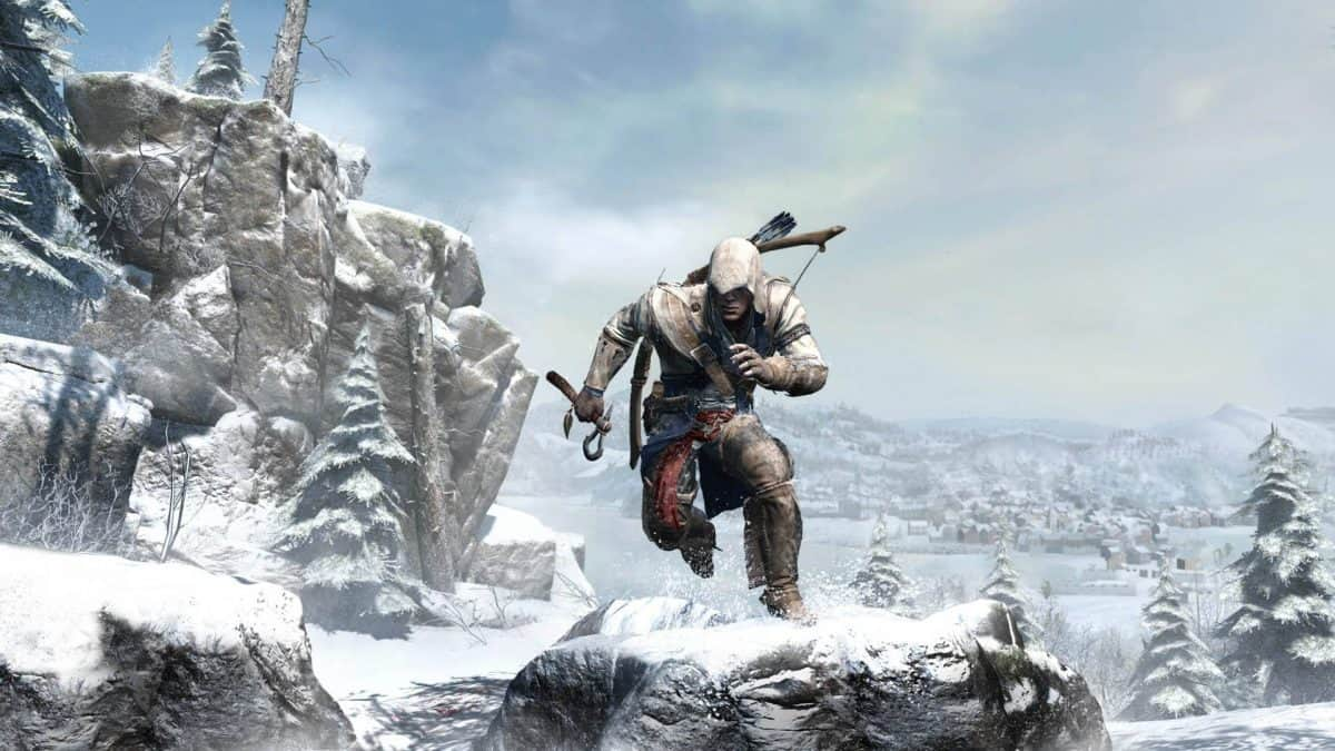 Assassin's Creed 3 Nintendo Switch