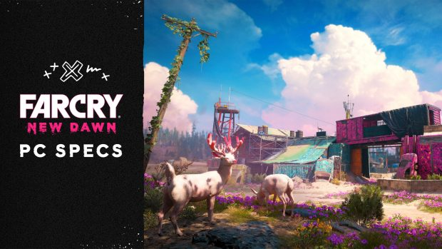 Far Cry New Dawn PC Requirements Are Surprisingly Manageable