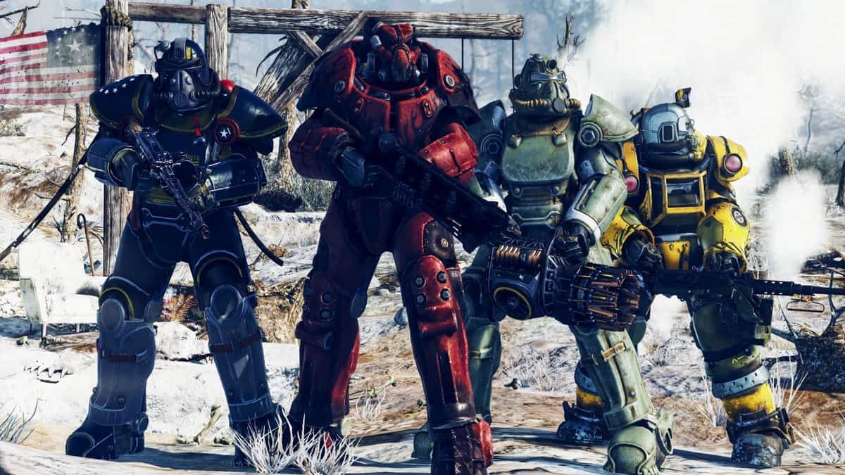 Bethesda Happy With Positive Reaction To Fallout 76 Battle Royale