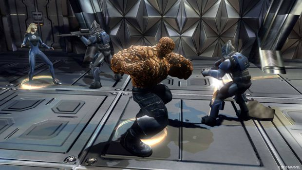 Did Marvel Games Just Tease Fantastic Four?