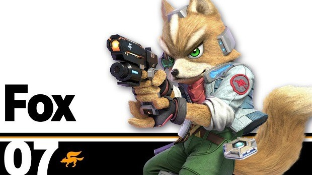 Super Smash Bros Ultimate Fox Guide