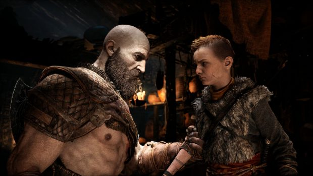 God Of War PS4 Director, God Of War PS4 Atreus