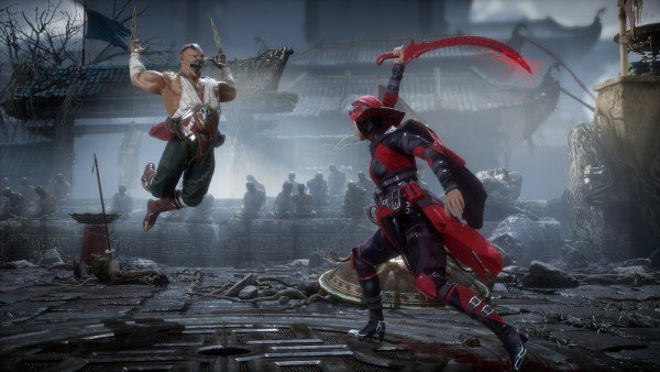 Mortal Kombat 11 Gameplay demo