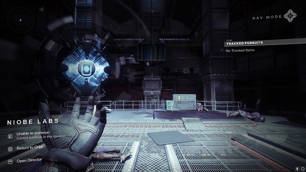 Destiny 2 Black Armory Niobe Labs Puzzle Guide