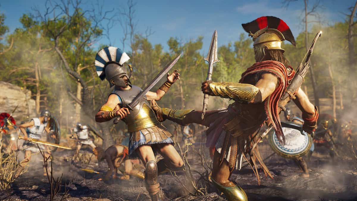 Ubisoft Issues An Unnecessary Apology For Assassin's Creed Odyssey DLC Ending