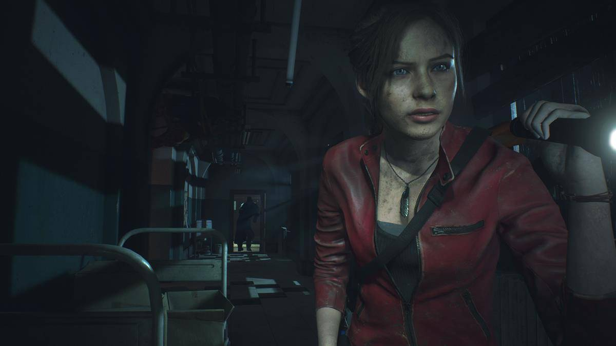 Resident Evil 2 Witcher Mod Exchanges Claire For Ciri, Knife For Sword