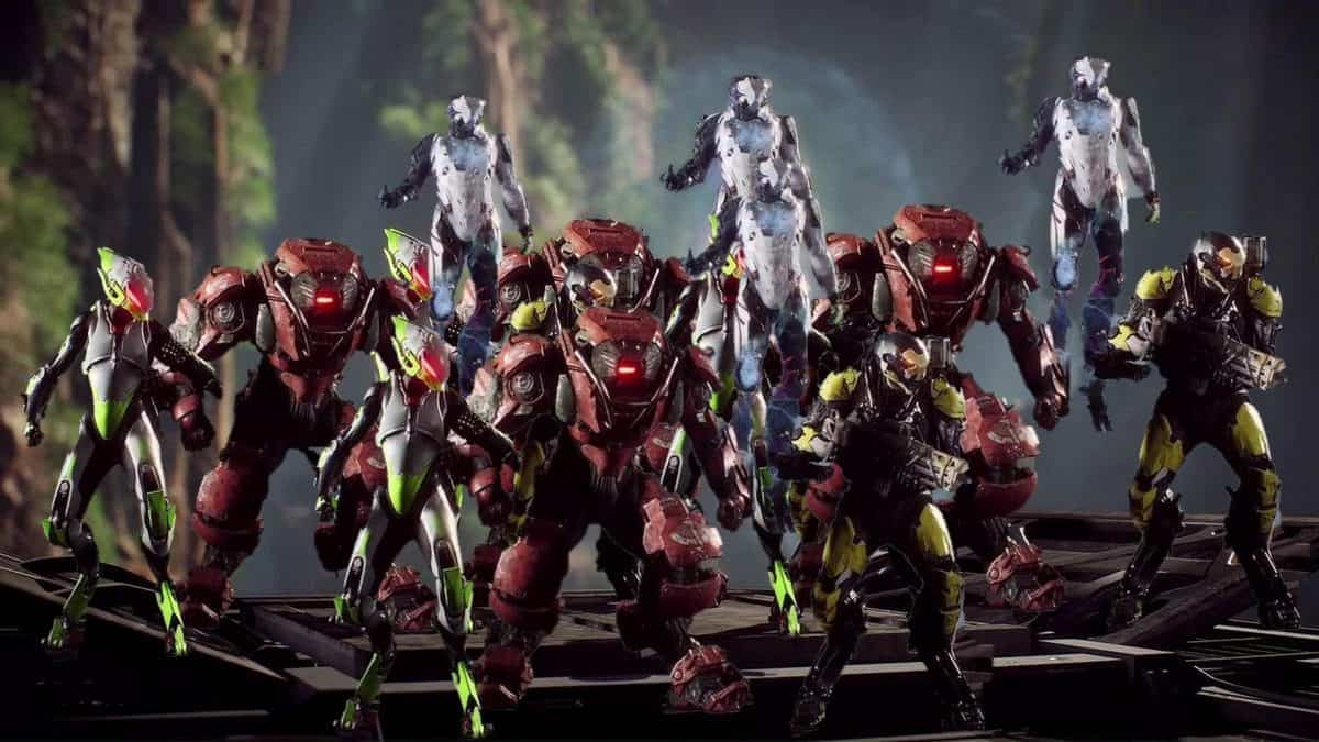 anthem open demo