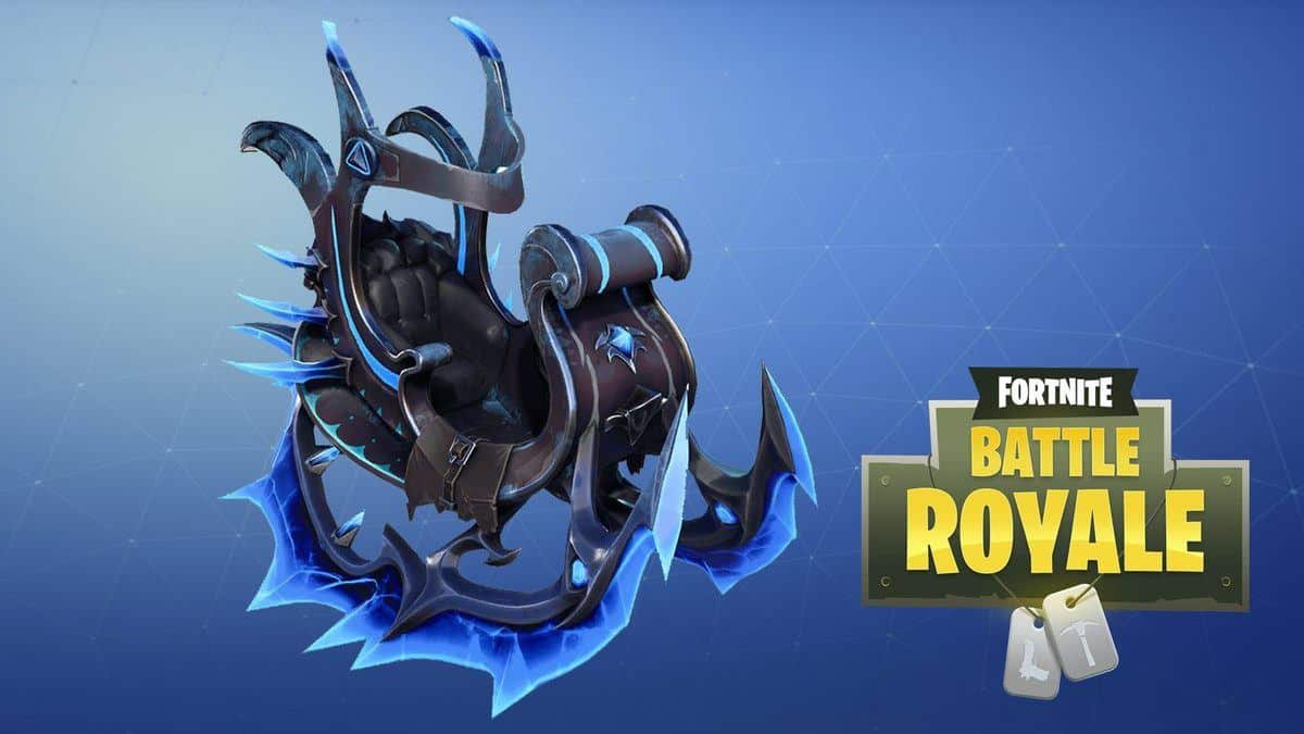 Fortnite New Ice Storm Event