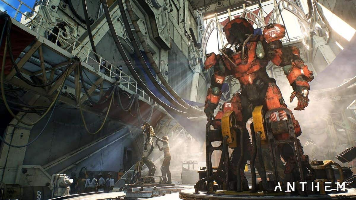 BioWare to fix Known Issues of Anthem Patch 1.1 With a Small Update Next Week