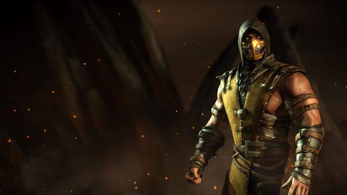 Mortal Kombat 11 Unreal Engine 4