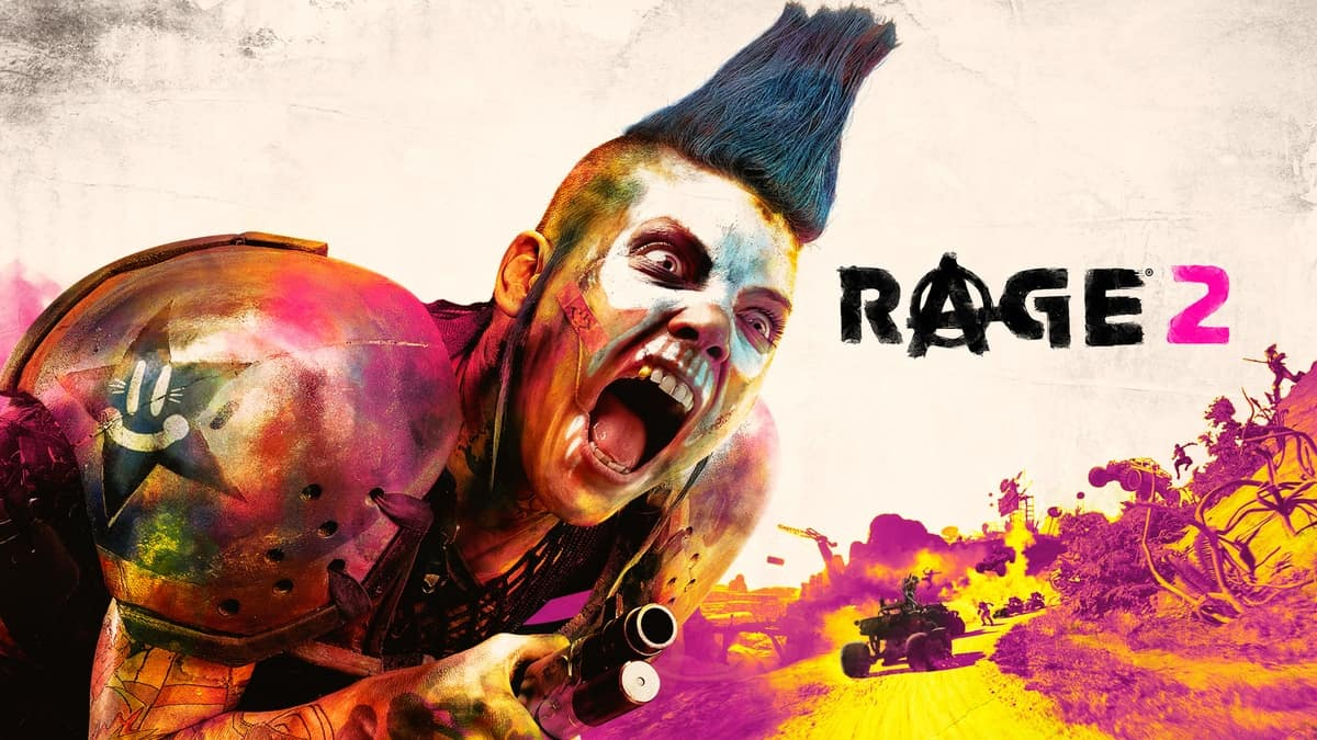 Here's Our First Look at Rage 2 Full Map [Spoiler Alert